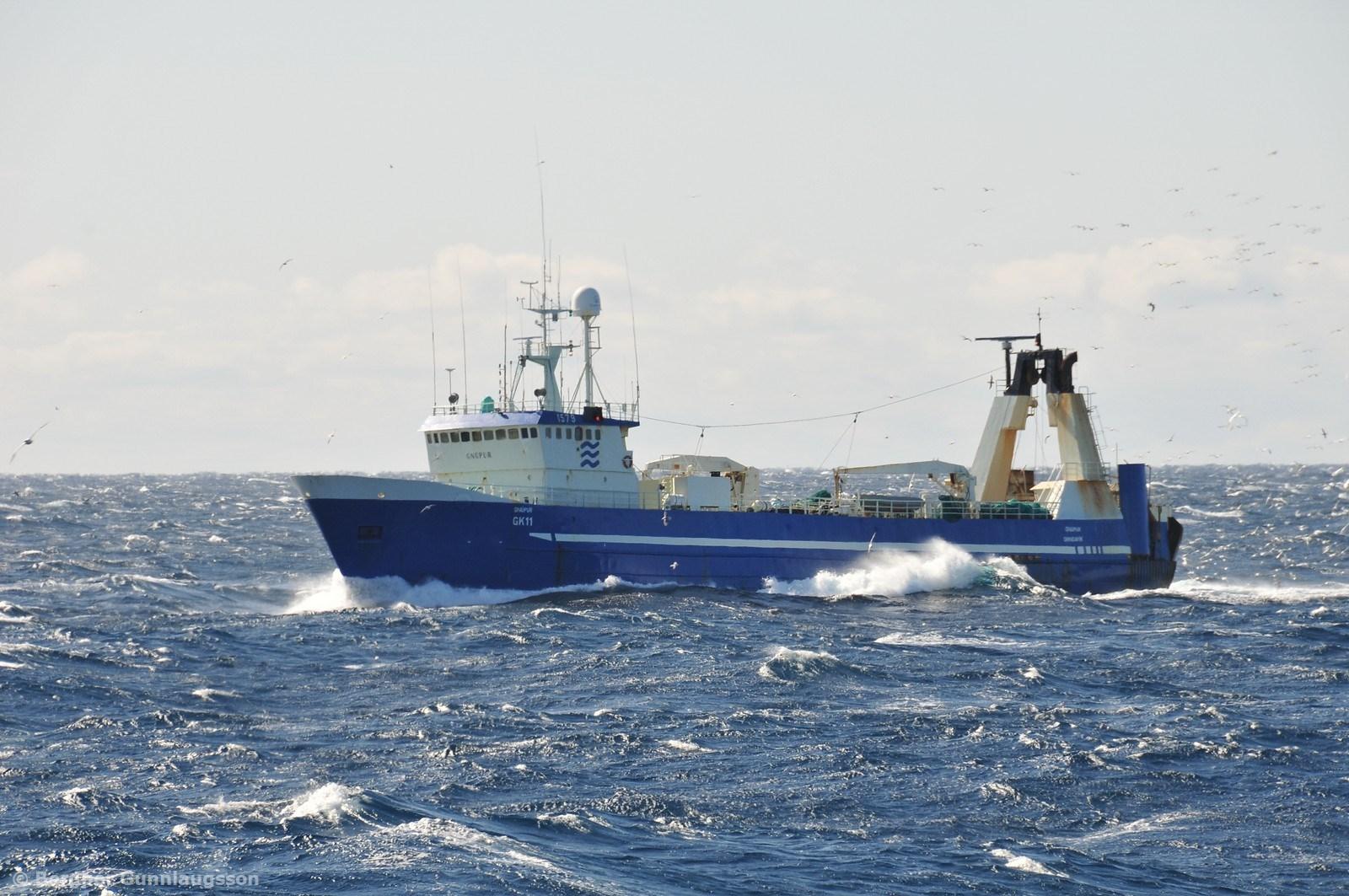 1579- Freezer Trawler